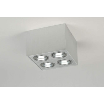 Alu led design armatuur