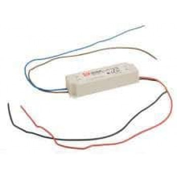 LED voeding - 12V 35W - Meanwell