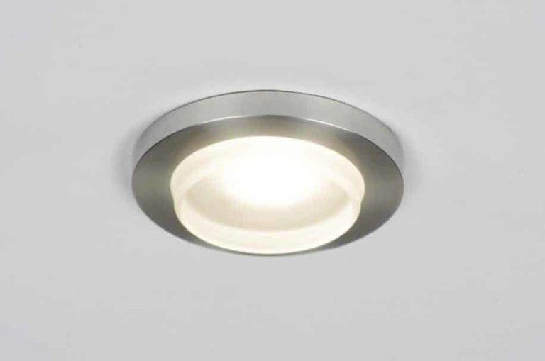 Waterdichte LED Inbouwspot rond