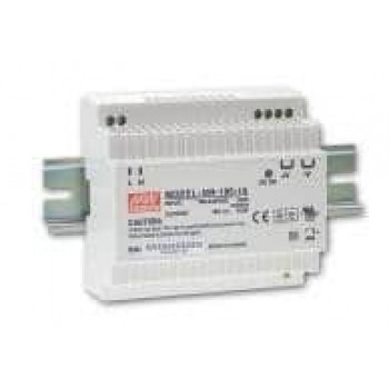DIN RAIL voeding 100W - 24v - MEANWELL