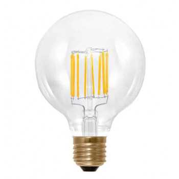 E27 LED bol 95mm Edison dimbaar