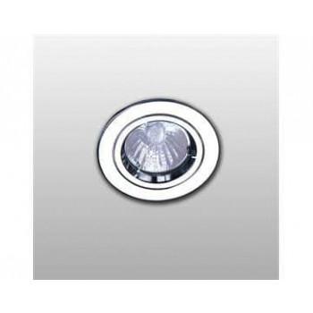 incl. fitting GU10(230V) lampvoet. Diameter armatuur 50 mm. Zaagmaat 76 mm.