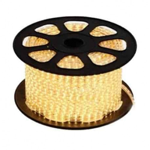 LED strip 230V per m warm-wit 5050 IP68