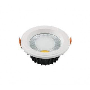 15W COB LED downlight dimbaar