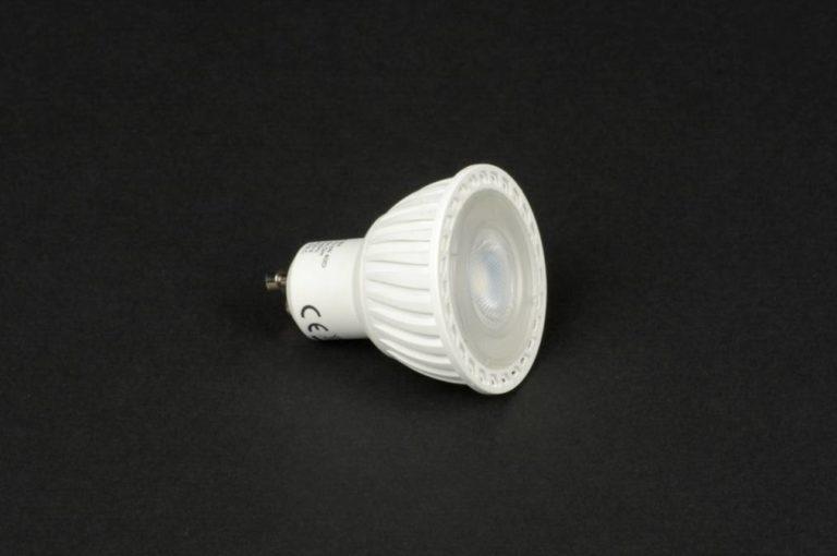 GU10 LED spot 6W 4000k wit