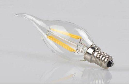 E14 LED kaars 4W-40W 2700k warm-wit dimbaar