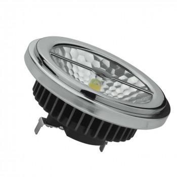 12W LED AR111 AC/DC 12v dimbaar warm-wit