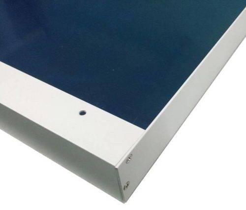 Led paneel 60x60 opbouw aluminium opbouw frame