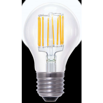 E27 filament LED lamp 8W dimbaar Segula