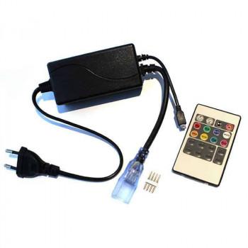 RGB RF controller voor 230v RGB led strip