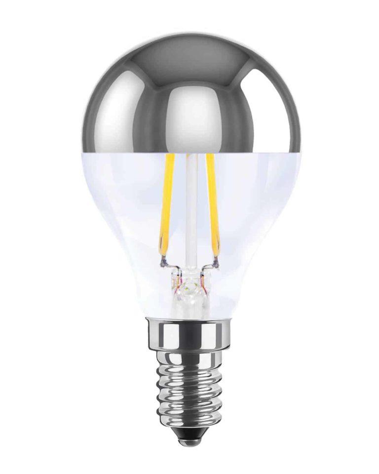 E14 Spiegelkop LED lamp 2.7W dimbaar ambient