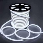 LED strip 230V Neon flex koud-wit IP65 per meter