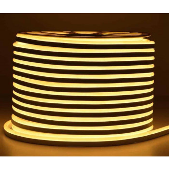 LED strip 230V Neon flex warm-wit IP65 per meter